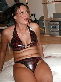 Bikini mature sex