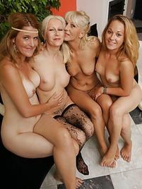 Understand mature group orgy sex tv 4379