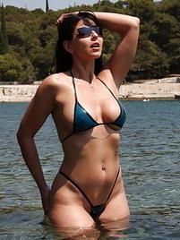 Mature Milf In Bikini
